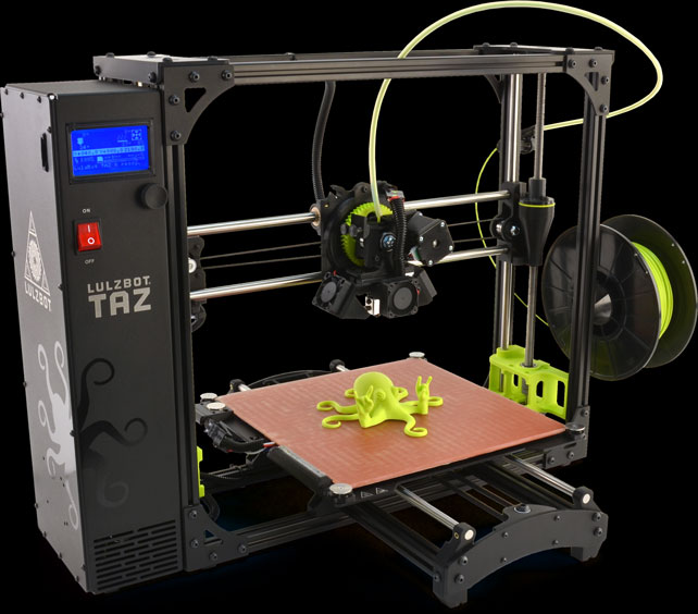 Lulzbot 3D Printer Taz6
