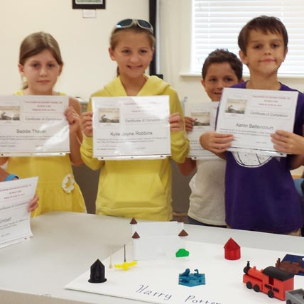 3D Printer Education Children