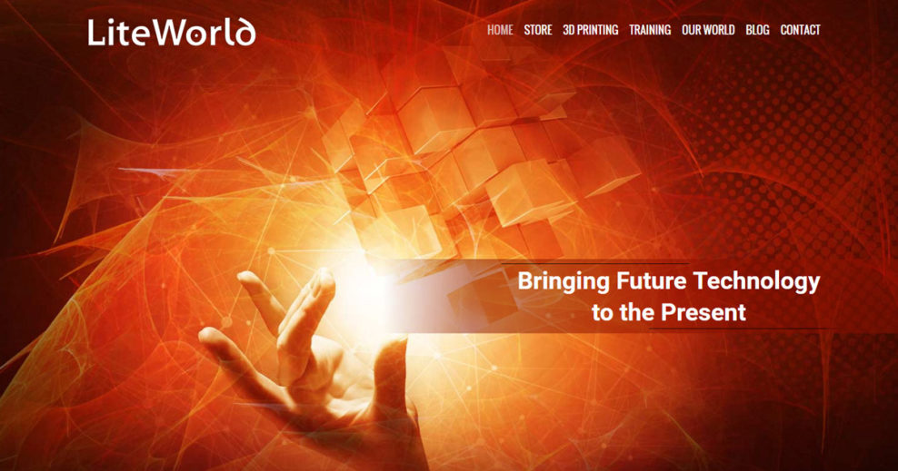 LiteWorld Homepage