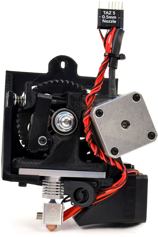 LulzBot TAZ Single Extruder Tool Head