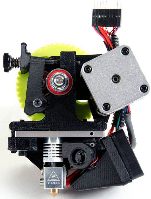LulzBot TAZ Mini Tool Head v2
