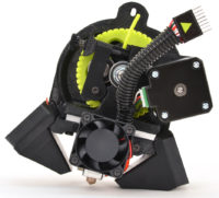 LulzBot TAZ Single Extruder Tool Head v2.1 3D Print Head
