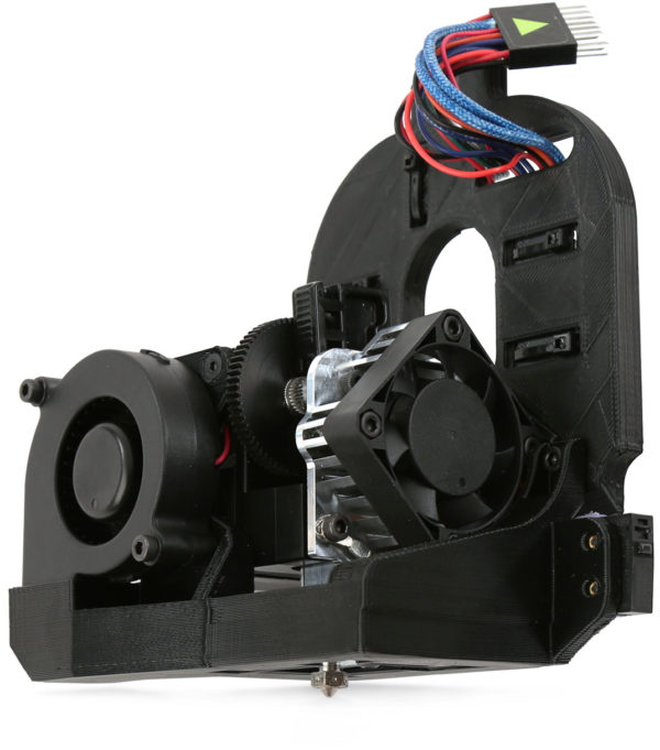LulzBot TAZ 3D Printer Aerostruder Tool Head