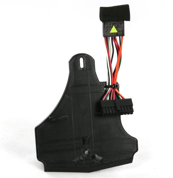 Lulzbot Universal Tool Head Adapter: TAZ 5/6