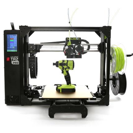 Lulzbot TAZ Pro 3D Printer