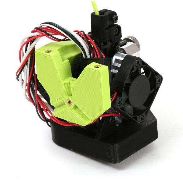 LulzBot 3D Printer Tool Head HE back view